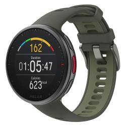 POLAR VANTAGE V2 VERT - Montre GPS Running