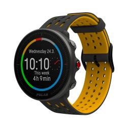 VANTAGE M2 GRIS - JAUNE - Montre GPS Running