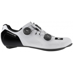 GAERNE G STILO Carbon SPEEDPLAY Matt White 2021 - Paire de Chaussures velo route Matt Blanc -