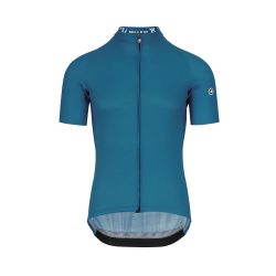 Maillot manches courtes Homme ASSOS MILLE GT Summer SS Jersey c2 - Adamant Blue