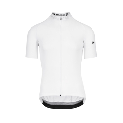 Maillot manches courtes Homme ASSOS MILLE GT Summer SS Jersey c2 - Holy White