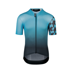 ASSOS EQUIPE RS Summer SS Jersey Prof Edition - Hydro Blue - Maillot manches courtes Homme