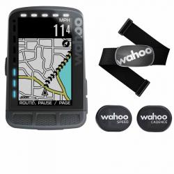 Wahoo ELEMNT ROAM Bundle - Compteur GPS pour vélo