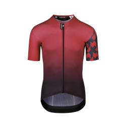 ASSOS EQUIPE RS Summer SS Jersey Prof Edition - vignacciaRed - Maillot manches courtes Homme