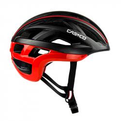 CASCO CUDA2 Strada - BLACK RED STRUCTURE