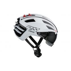 CASCO SPEEDairo2 RS WHITE - avec visière VAUTRON incluse