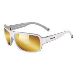 Lunettes CASCO SX-61 BICOLOR White Grey Gold Mirror