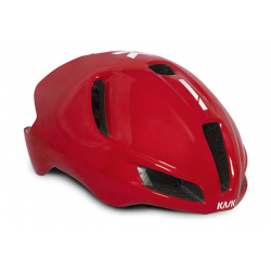 KASK UTOPIA - Red Black - Casque Route