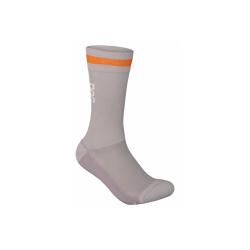 Socquettes POC Essential Mid Length Sock - Moonstone Multi Orange